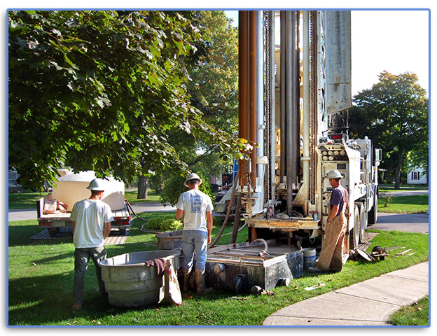 Residential Water Well Drilling | Jackson Drilling Services